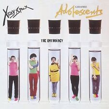 The Anthology by X-Ray Spex (CD, Mar-2002, 2 Discs, Castle Music Ltd. (UK))