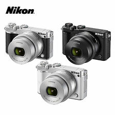 New! Nikon 1 J5 Mirrorless Digital Camera with 10-30mm Lens
