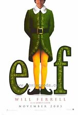 Elf Adv Double Sided Original Movie Poster 27x40