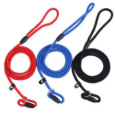Brand New Adjustable Nylon Harness Lead Leash Cute Dog Pet Puppy Traction Rope