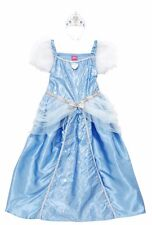 Disney Princess Cinderella Girls Fancy Dress Outfit Dressing Up Costume Age 7-8