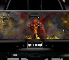 Dungeons and Dragons Tailgate Truck Wrap Vinyl Graphics Decals Graphics Stickers