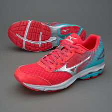 Mizuno Wave Rider 19 Womens Running Shoes Trainers Sport Sneakers Winter 2016