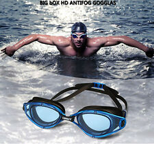 Professional adult Anti-Fog/Breaking UV Waterproof  Swimming Goggles Glasses