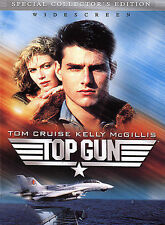 Top Gun 1986 PG Navy action movie, new DVD Tom Cruise, Kelly McGillis Val Kilmer