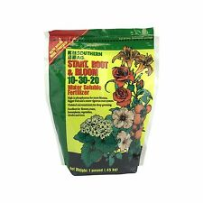 Southern Ag Start, Root, and Bloom Soluble Fertilizer 10-30-20