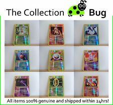 Pokemon XY Evolutions Pick From List : Parallel Foil Reverse Holo Cards 1-50