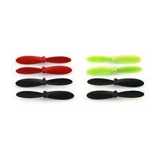 UK CHEAP 4pcs JJRC H30C RC Quadcopter Spare Parts Blade Propellers Prop H30C-005