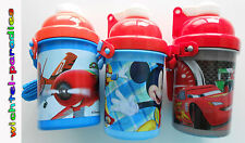 Cars Planes Mickey Mouse Bottle Boys Drinking bottle for Repositioning of Disney