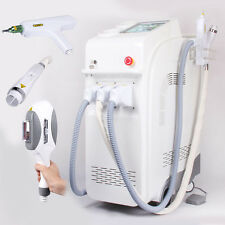 3in1 IPL Laser Hair Removal System Tattoo Removal RF Skin Tightening Salon Care