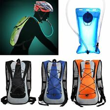Sporting Backpack Water Bladder Bag Hydration Packs Camelbak Hiking Camping New