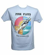PINK FLOYD - WISH YOU WERE HERE - Official Licensed T-Shirt - New 2XL ONLY