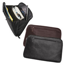 Business Zip-around File Organizer with Padded Sleeve for Tablet  - AP2572