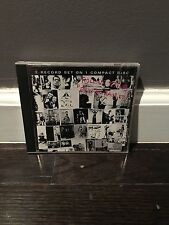 The Rolling Stones: Exile On Main Street CD 1972 CBS Columbia CK 40489 Original