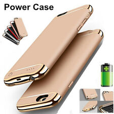 Slim Power Bank Case fr iPhone 6 6s 7 Plus External Charger Battery Backup Cover