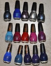 SC Sinful Colors NAIL POLISH Professional Nail Color *select one *