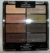 one Wet n Wild Color Icon 8-pan Eye Shadow Palette - NEW & SEALED