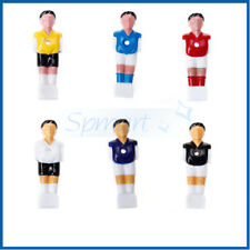 HARD PLASTIC FOOSBALL SOCCER MAN PLAYER FIGURE TOURNAMENT TABLE REPLACEMENT PART