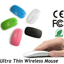Pro USB Wireless Mouse Mice 2.4G Receiver Optical DPI For Apple Macbook PC