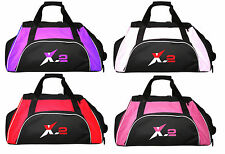 X-2 Sport Duffle Bag Gym Bag Luggage Sports Gear Bag Kit Bag