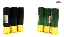 (3) Flashlight Shotgun Shell ~ 9 LED ~ Batteries Included ~ New ~ Free Shipping