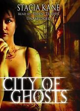 Audio City of Ghosts Bk. 3 by Stacia Kane 11 CD's, Unabridged) read Bahni Turpin