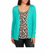 Faded Glory Women's Button Front V-Neck Cardigan SWEATER ,your choose one