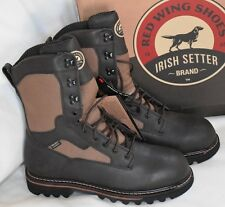 IRISH SETTER BY RED WING 824 8 EE HUNTING BOOTS NEW IN BOX $89.99