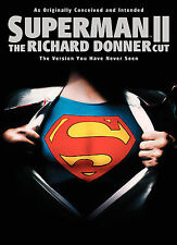 Superman II: The Richard Donner Cut (DVD, 2006) SHIPS NEXT DAY Christopher Reeve