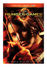 BRAND NEW! The Hunger Games (DVD, 2012, 2-Disc Set)