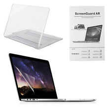 Hard Case Shell Protect Cover & LCD Screen Guard Film for Macbook Pro Retina 13""