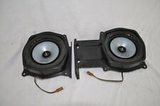 Alpine Door Speakers From Nissan Skyline R33 GTS GTST GTR