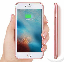 Rechargeable External Battery Backup Power Pack Charger Case for iPhone 6 7 Plus