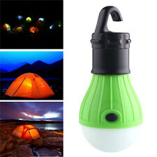 Outdoor Portable Hanging 3LED Camping Tent Light Bulb Fishing Lantern Lamp Torch