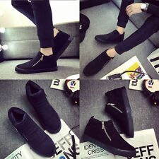 Winter Fashion Casual Luxury Warm Cotton Wool Shoes Loafer Relaxation Flattie
