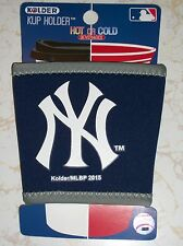 Official MLB-licensed Kolder-brand Neoprene Cup Holder or Can Cooler Insulator