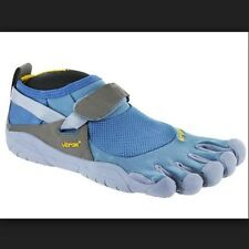 Women's Vibram Five Fingers 1465 KSO Running Shoes - Blue/Gray - NIB!