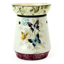 Tart Warmer White Vase Butterfly Wine Bottle Lilac Tin Marble Wax Candle