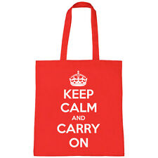 KEEP CALM AND CARRY ON ULTIMATE CLASSIC SHOPPER TOTE BAG