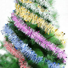 2M New  Xmas Christmas Tree Hangings Garland Wedding Party  Ornament Decor