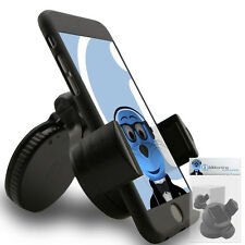 Rotating Wind Screen Suction Car Mount Holder For BlackBerry 9900 Bold Touch