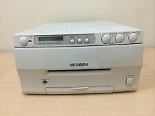 MITSUBISHI CP900UM COLOR MEDICAL APPLICATIONS VIDEO PRINTER WORKS WELL & CLEAN