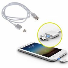 2.4A Micro USB Charging Magnetic Adapter Data Charger Cable for Samsung HTC LG