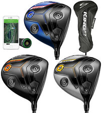 NEW 2017 COBRA KING F7 DRIVER WITH FUJIKURA PRO 60 - PICK YOUR COLOR AND FLEX