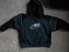 Pre-owned Child's size 5/6 Eagles Reebok hoodie