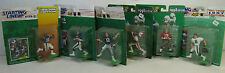 Lot 6 Starting Lineup Nfl Football Figures New In Package  1994 1996 1997 1998