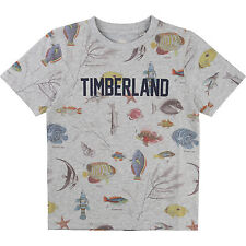Timberland Boy's T-Shirt Size 10, 12, 14, 16 summer new