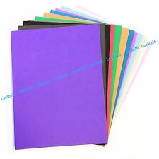 EVA Foam sheets reg & glitter eva 9x12,16x24,12x18 10-25 pc kids craft arts goma