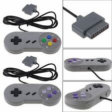 16-Bit SNES Controller for Super Nintendo SNES System Console Control Game Pad