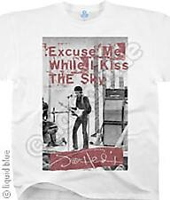 JIMI HENDRIX-PURPLE HAZE LIVE-EXCUSE ME WHILE I KISS THE SKY-T-SHIRT M- L, XXL